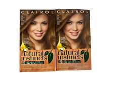 Clairol Natural Instincts 7A (Former 10 Sandalwood) Dark Cool Blonde (2-Pack)