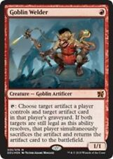 4x Goblin Welder - Foil NM-Mint, English Duel Decks: Elves vs. Inventors MTG Mag