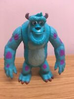 Disney Monsters  Inc Sully Very Rare Action Figure Movable Roar Motion