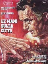 Dvd LE MANI SULLA CITTA' - (1963) Mustang Entertainment .....NUOVO