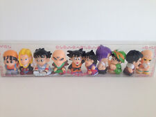 DRAGONBALL Z CHIBI VINYL FIGURES INCLUDES 10 CHARACTERS, EXTREMELY RARE PIECE