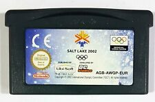 NINTENDO DS/Game Boy Advance SALT LAKE 2002 WINTER OLYMPICS dt. Winterolympiade