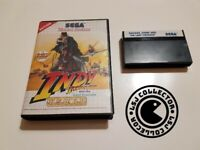 Indiana Jones and the last crusade - Sega - master system - PAL