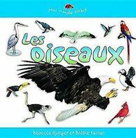 Oiseaux Libro en Rústica Rebecca Sjonger