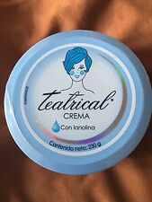 TEATRICAL CREMA CON LANOLINA 230g BIG SIZE/ TEATRICAL CREAM WITH LANOLIN 230g