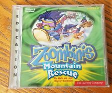 Zoombinis - Mountain Rescue for Windows/Mac