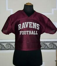 NFL Baltimore Ravens Football Jersey Youth XL Chest 20 in Across x Length 20 in