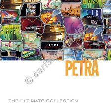 CD: THE ULTIMATIVE COLLECTION - PETRA - Christian Rock - The Best of 33 Years