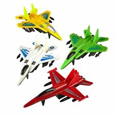 4pk Pull Back Planes Favours Birthday Party Loot Gift Bag Filler
