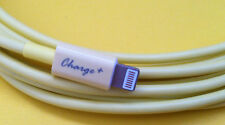 Charge+ 3 Meter 10ft Lightning USB Charge Cable for iPhone 5 5s 6 6+ 6s YELLOW