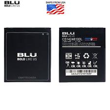 Genuine Blu Diva Flex 2.4 T350 Original OEM Li-ion Battery Pila C514248100L