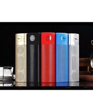 ALTAVOZ PORTATIL Bluetooth Wireless Speaker USB MicroSD RadioFM Auxiliar