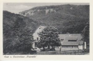 Postcard Lower Saxony Guest House Pappmühle Zersen Over Hessian Oldendorf
