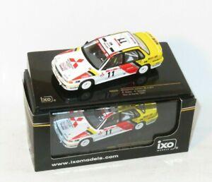 1/43 Mitsubishi Galant VR-4  Ralliart Germany  Tour De Corse Rally 1991 R.Holzer