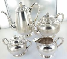 Silver Antique Asian Teapots