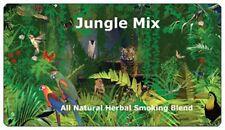 Herbal Smoke Organic Smokable Herbs WOW JUNGLE MIX Kanna (Sceletium tortuosum),