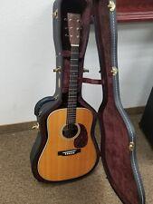 2005 Martin HD-28V Acoustic Guitar W/ Martin Case