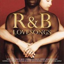 Various Artists : R&B Love Songs CD ALBUM