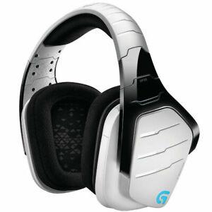Logitech G933 Artemis Spectrum Wireless RGB 7.1 Gaming Headset White