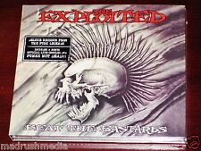 THE EXPLOITED : Beat Bastards - EDITION DELUXE CD + Coffret DVD 2014 DIGIPAK