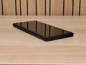 Used Samsung Galaxy Note8 SM-N950U - 64GB - Midnight Black (Unlocked, Dual SIM)
