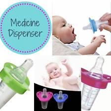 baby kids MEDICINE DISPENSER DUMMY teething colds pipette dropper syringe babies