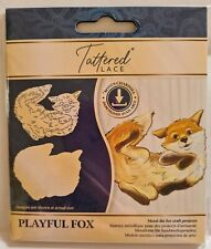 Tattered Lace Playful Fox Cutting Die
