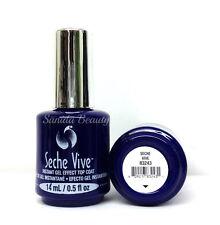 Seche VIVE - Instant Gel Effect Nail Top Coat 0.5oz/14ml