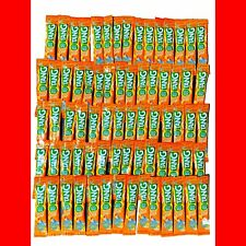 Bulk LOT 72 Packets Tang SUGAR FREE Diet Drink Mix ORANGE On The Go! Exp 01/20**