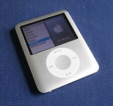 APPLE IPOD NANO 3 - A1236 - 8GB - FREEPOST UK