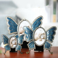 European Style Picture Photo Frame Butterfly Metal Frames