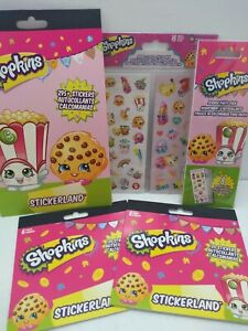 Shopkins Sticker Collection Party Favor Pack 1000 Stickers! Perfect for Parties!