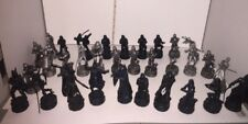 STAR WARS 2005 CHESS SET PARKER BROS 32 PIECE COMPLETE REBEL EMPIRE JEDI