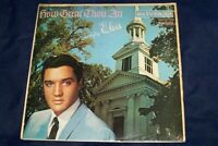 Elvis Presley How Great Thou Art LP (RCA Victor RD-7867) Red Spot RARE ''