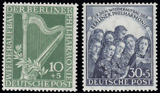 Berlin 72/73 ** Wiederaufbau der Berliner Philharmonie, postfrisch