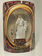 Toybiz Lord of the Rings Gadriel Fellowship of the Ring Movie Frodo Sam