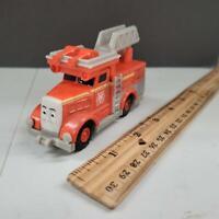 Thomas Train Friends FLYNN Fire Engine Truck Magnetic Take Along DIECAST Sound