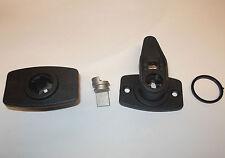 Caravan Motorhome Battery locker Door Lock Sneck & Snake cut key Adaptor  BLL3