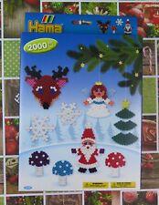 Spielzeug Basteln & Kreativität 1689 Bügelbild Santa Claus Weihnachten Christmas Merry Vintage A4 No
