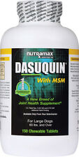 Dasuquin Chewable Tablets with MSM for Large Dogs (150 Tabs)