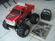 Vintage Tamiya Juggernaut 2 Monster truck original RC 1/10ème 58256 rare