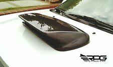 "RPG STi Large 4"" FRP Hood Scoop Upgrade for 02-03 Subaru Impreza WRX STi GDA"