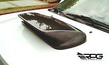 "RPG STi Style Large 4"" FRP Hood Scoop Upgrade 02-07 Subaru Impreza WRX STi GDA"