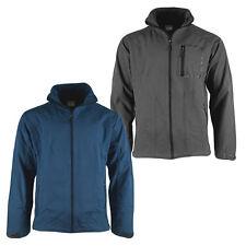 Herren Softshell Jacke mit Klimafunktion wasserabweisend outdoor Sport Fitness