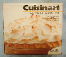 Cuisinart WHISK ATTACHMENT  DLC-055 for DLC-7 Series Food Processor