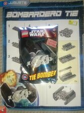 Lego Star Wars 911613 TIE Bomber Limited Edition 26 pieces Disney Exclusive Rare