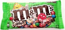 NEW Sealed Crispy Chocolate M&M's 9.90 oz Bag FREE WORLDWIDE SHIPPING IN A BOX