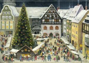 Nostalgie Adventskalender Erfurt, Jena