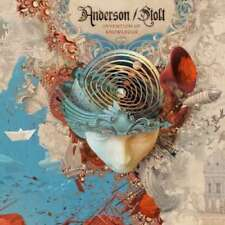 Anderson / Stolt  - Invention Of  Knowledge (CD, 2016) NEU & OVP