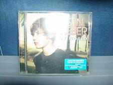 Justin Bieber My world CD Album